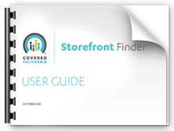 Storefront Finder User Guide